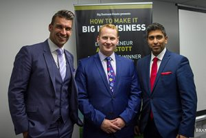 How to make it big in business free event  adam-lee-ajay adam lee ajay 300x201