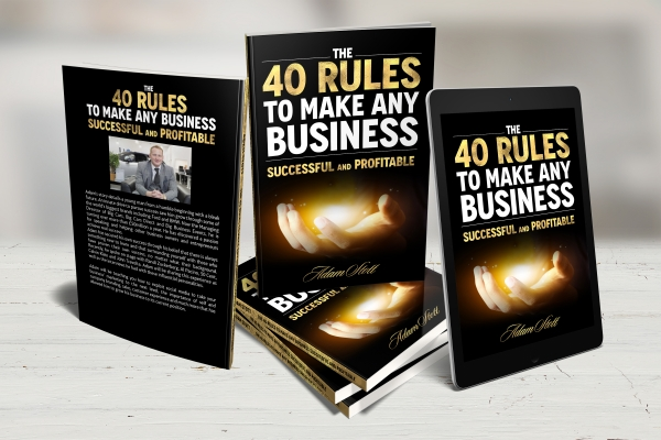 The 40 Rules To Make Any Business Successful And Profitable  40 Rules – Free Download 3D e1505809698719