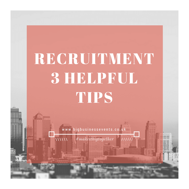 Recruiting the best staff for your company 10 productivity tips