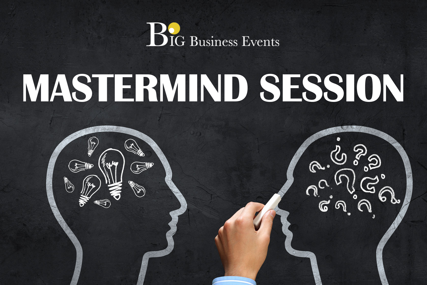 Big Business Events Mastermind  Mastermind Session 26 07 17