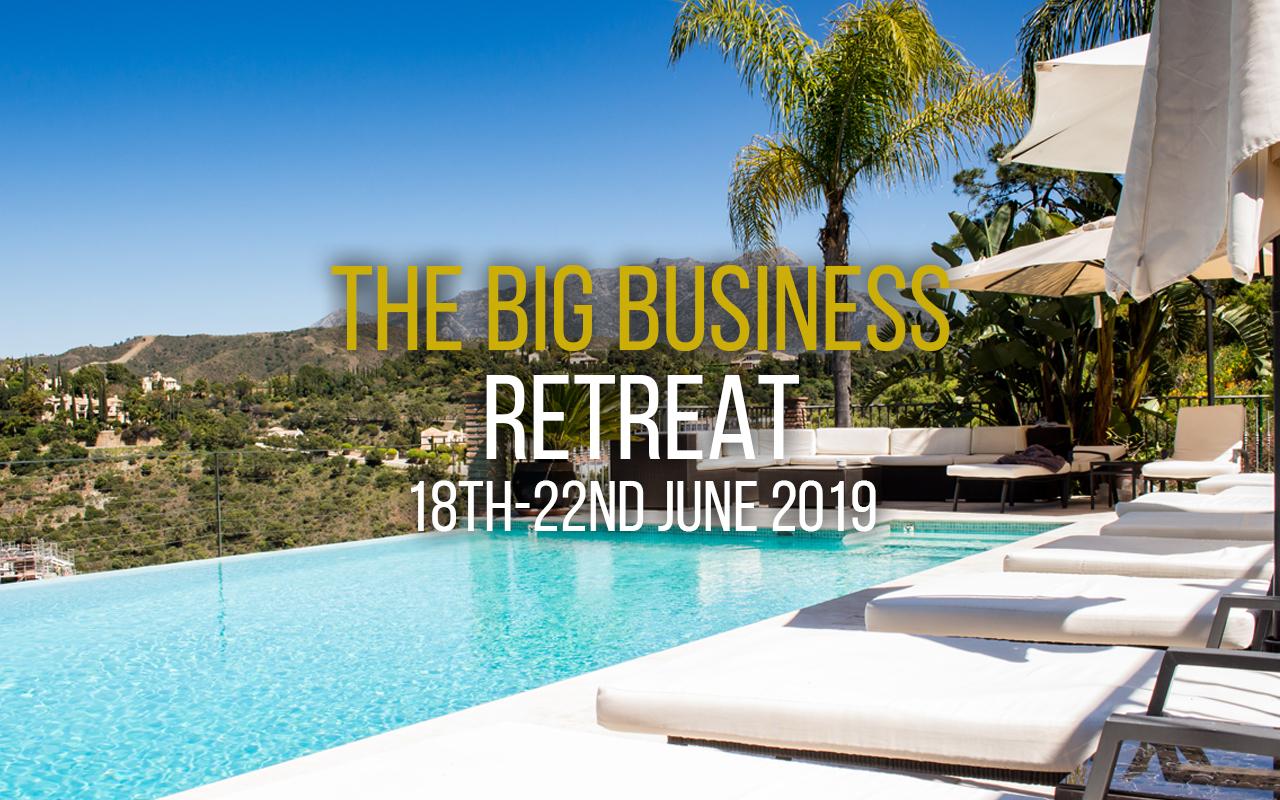 The Big Business Retreat – Marbella Marbella