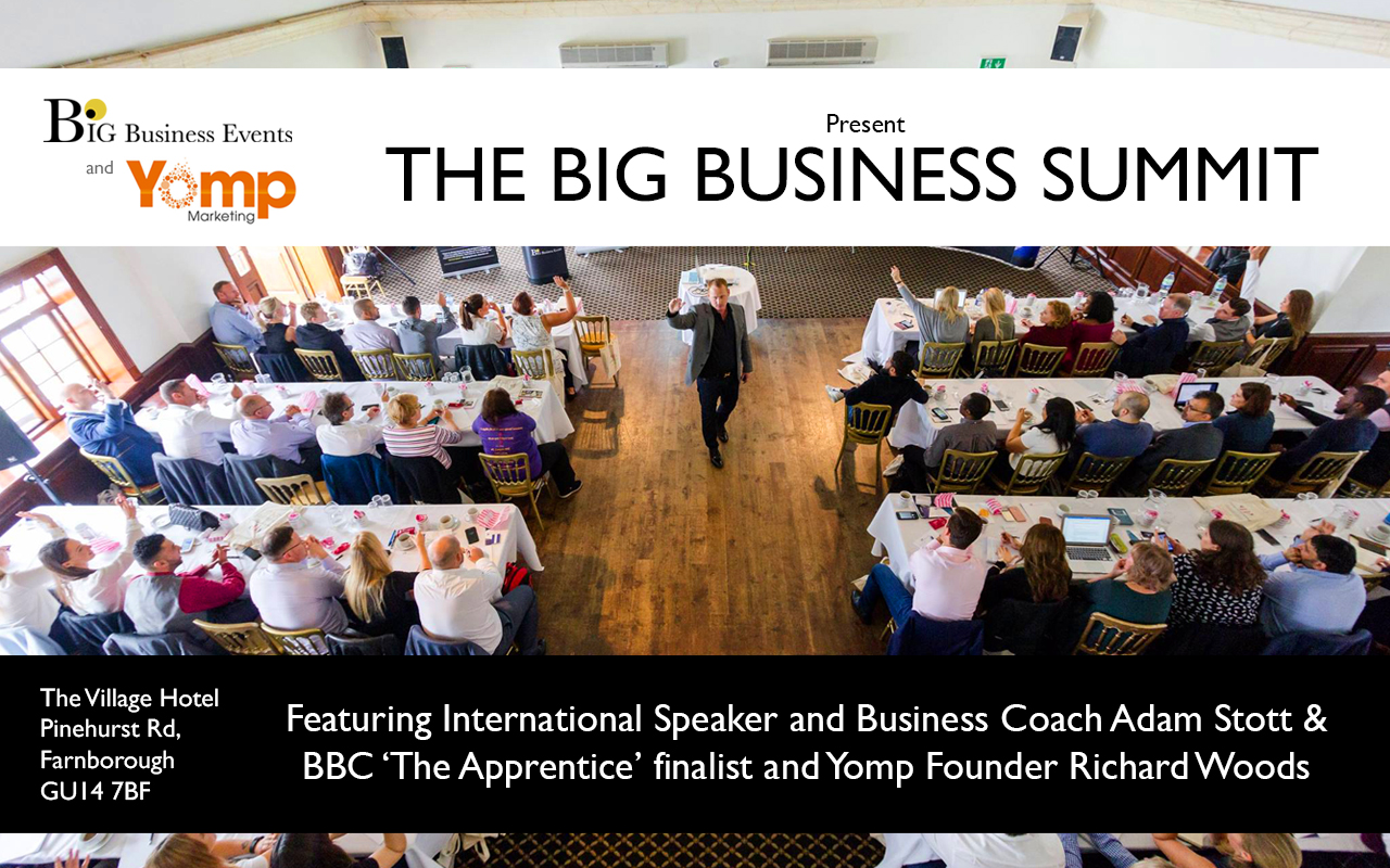 Big Business Summit  The Big Business Summit Big Business Summit Web Event  Home Big Business Summit Web Event