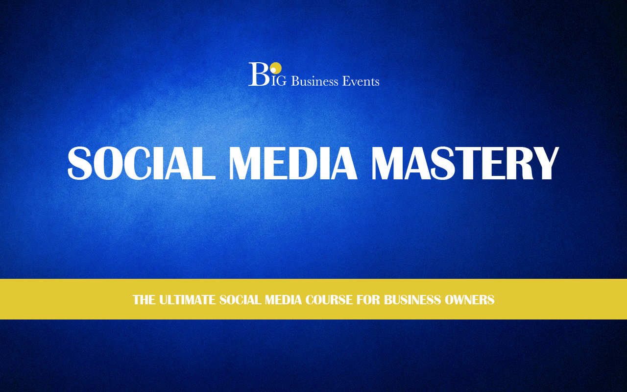 Social Media Mastery  Social Media Mastery Social Media Mastery Web Event  Home Social Media Mastery Web Event