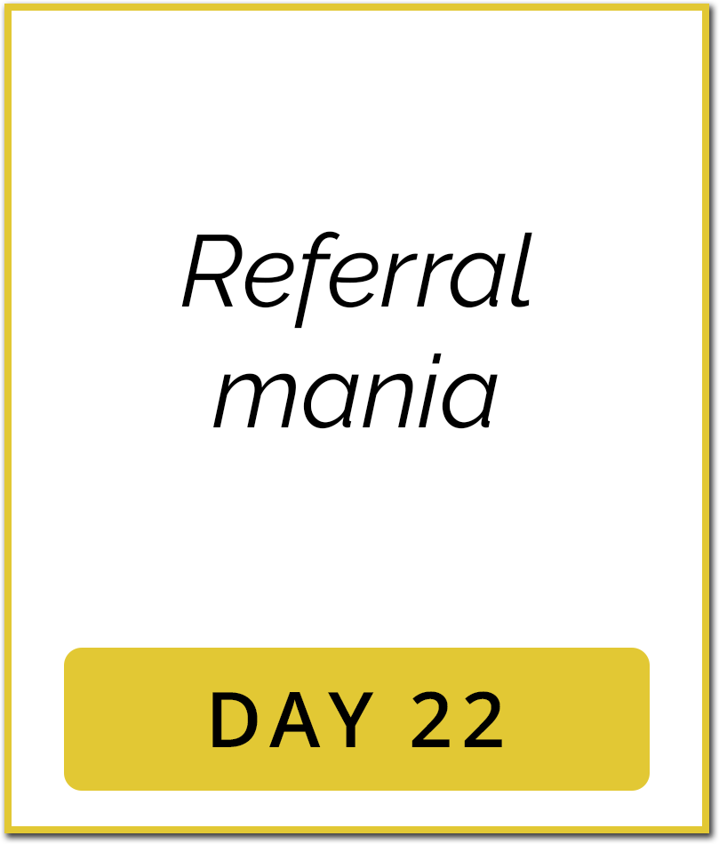 1M Sales System Content Day 22