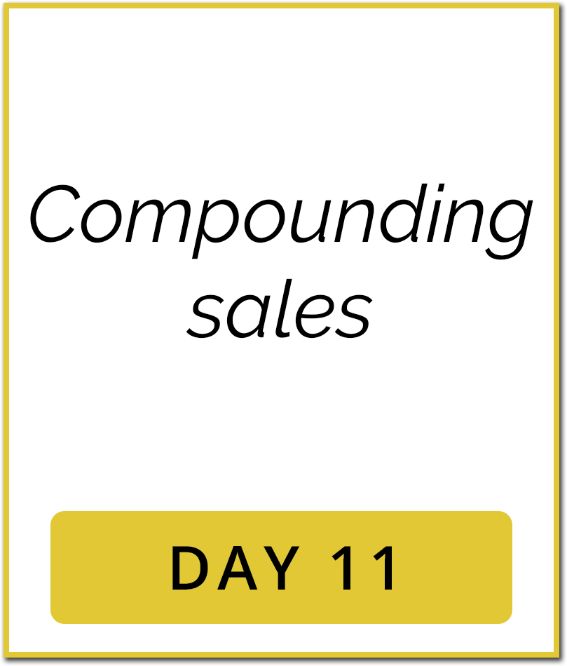 1M Sales System Content Day11
