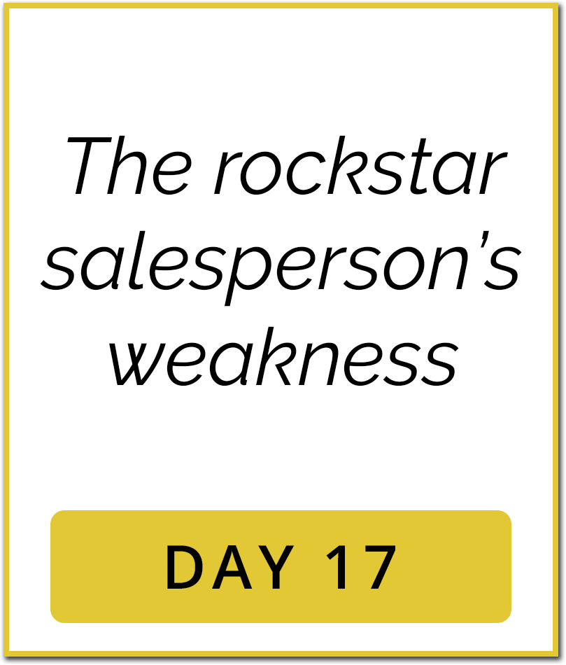 1M Sales System Content Day17