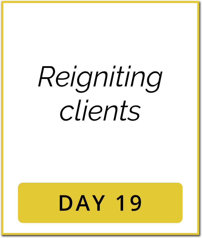 1M Sales System Content Day19