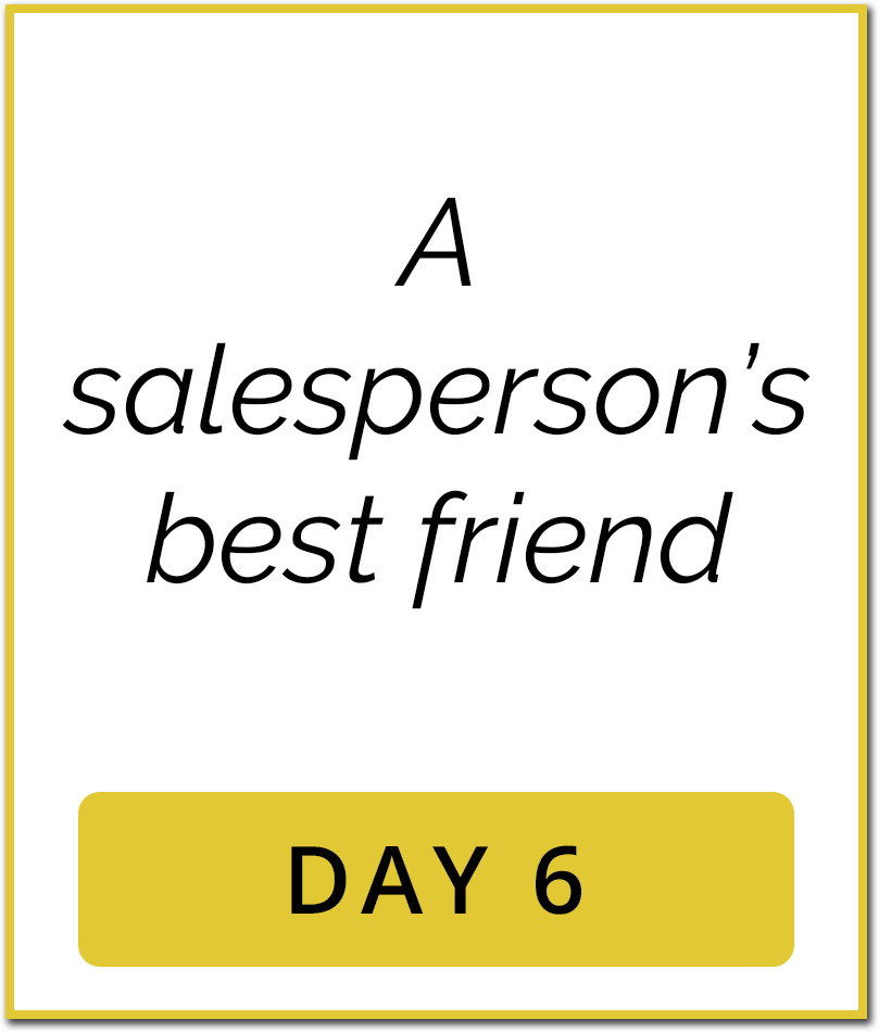 1M Sales System Content Day6