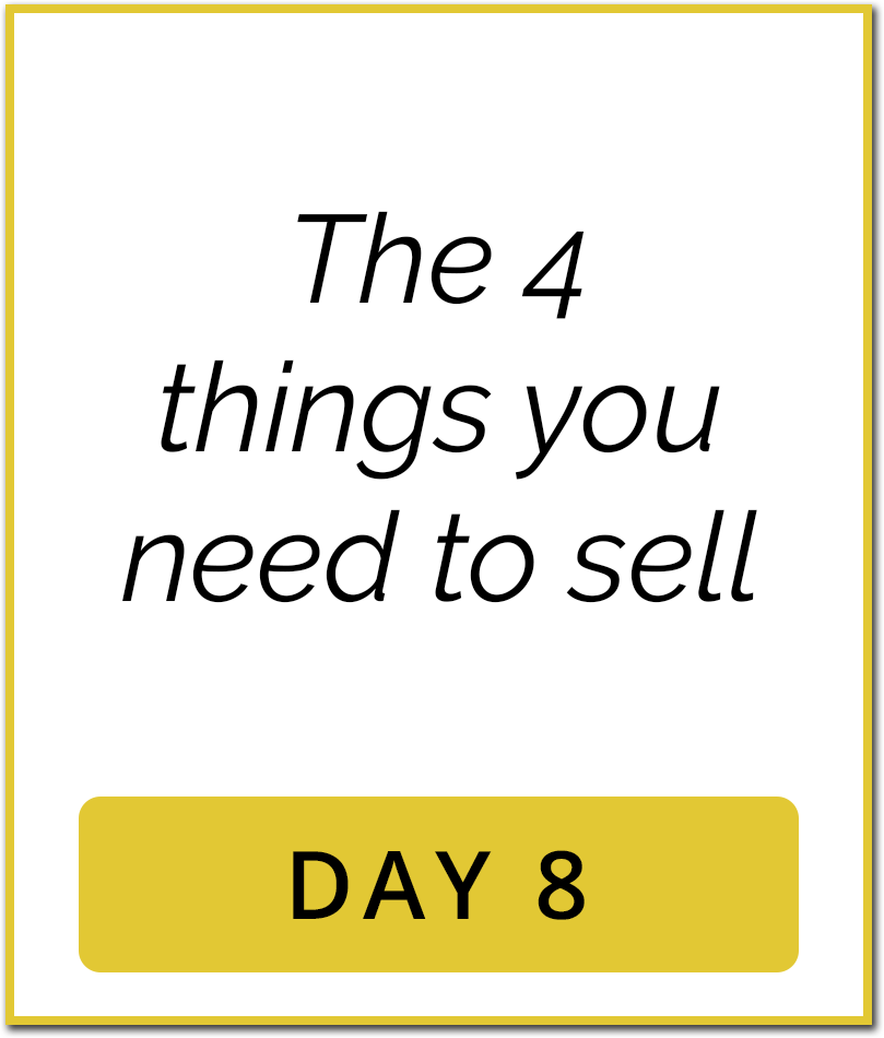 1M Sales System Content Day8