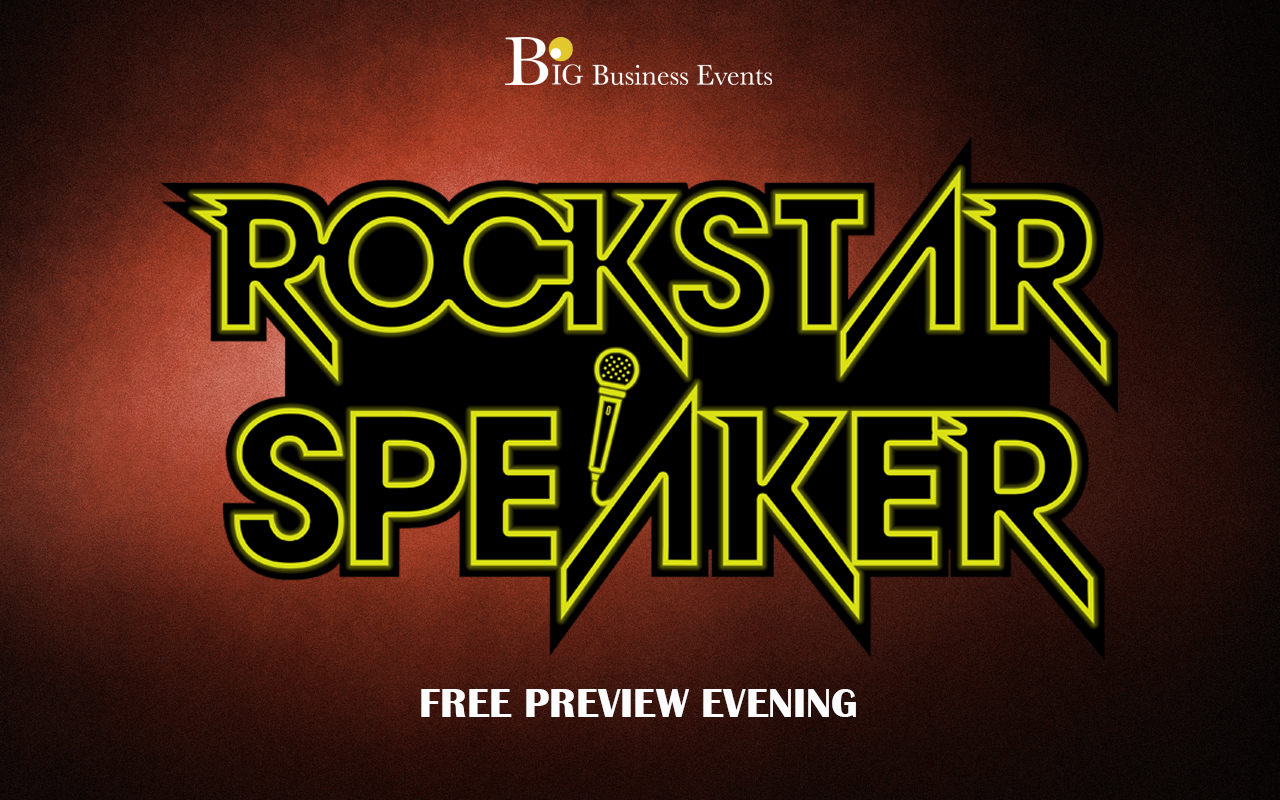 Rockstar Speaker – Preview Evening Rockstar Speaker Web Event Preview  Home Rockstar Speaker Web Event Preview