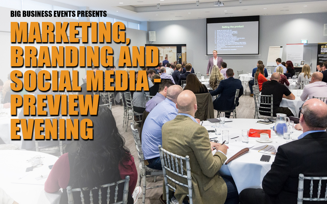 Marketing, Branding and Social Media Free Evening Marketing Branding Mastery Preview 27 6 18 2
