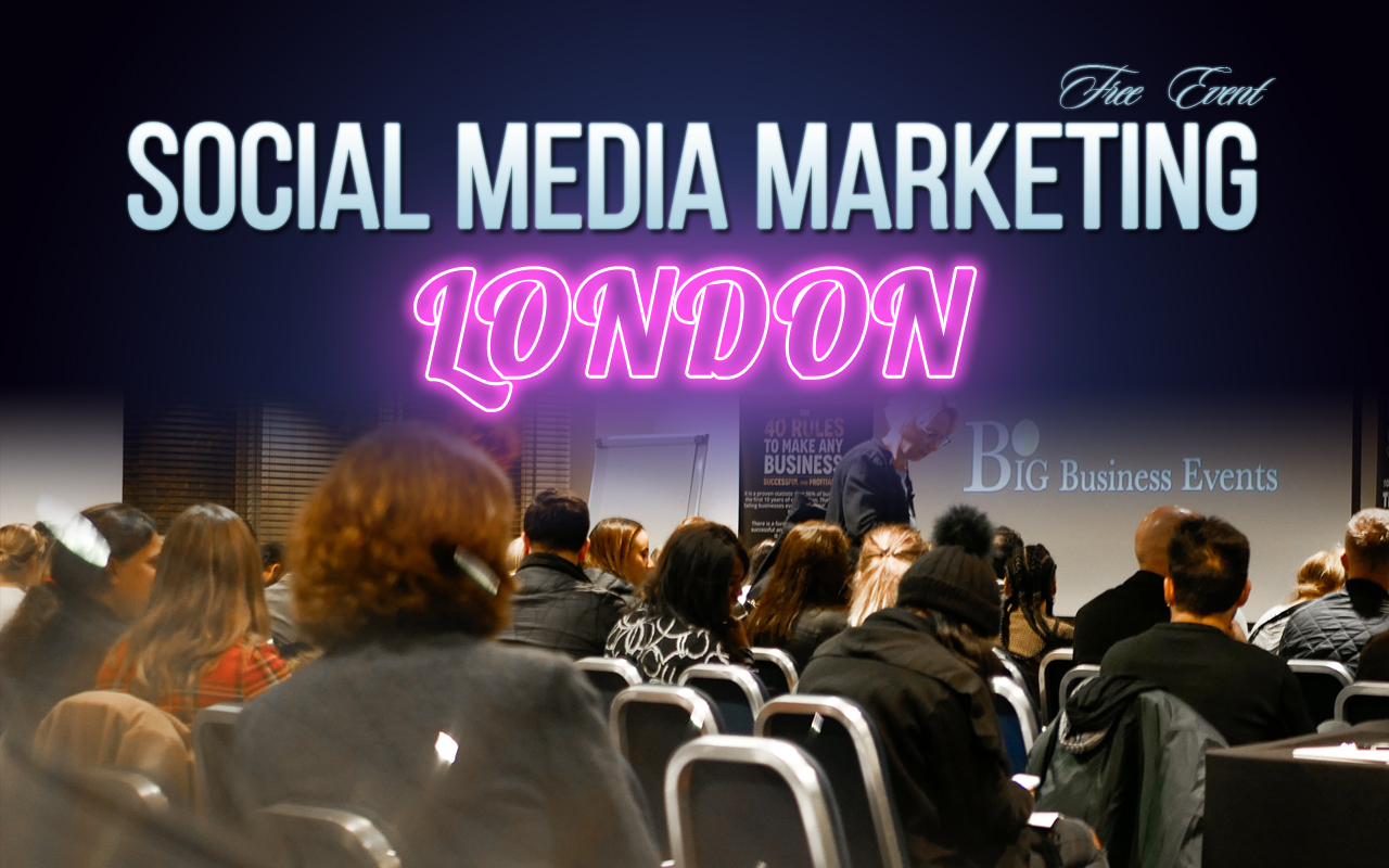 Soc Med - Marketing - London Preview  Social Media Marketing – Free Event Soc Med Marketing London Preview