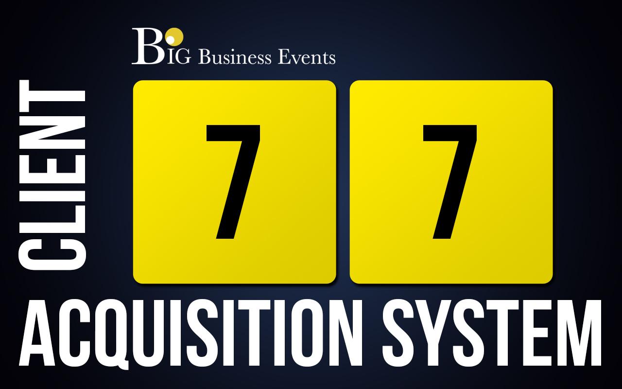 Client Acquisition Systems Client Acquisition Systems