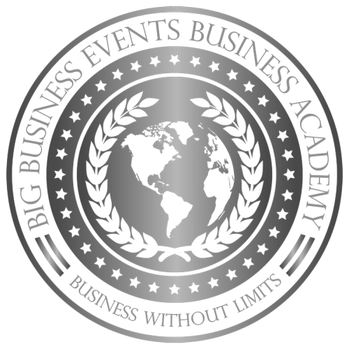Big Business Events Business Academy  Business Academy Membership 800x800 Silver Business Academy Logo e1552387017587