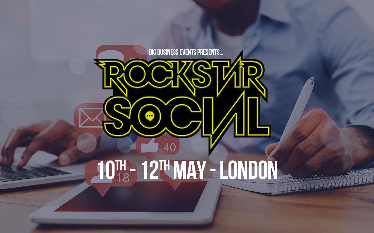Rockstar Social Rockstar Social May Web Event