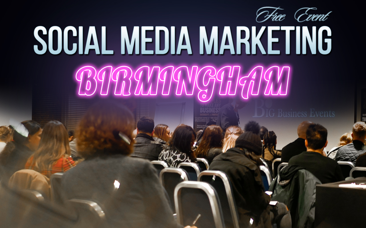 Social Media Marketing Birmingham  Social Media Marketing – Free Event Soc Med Marketing Birmingham1  Home Soc Med Marketing Birmingham1