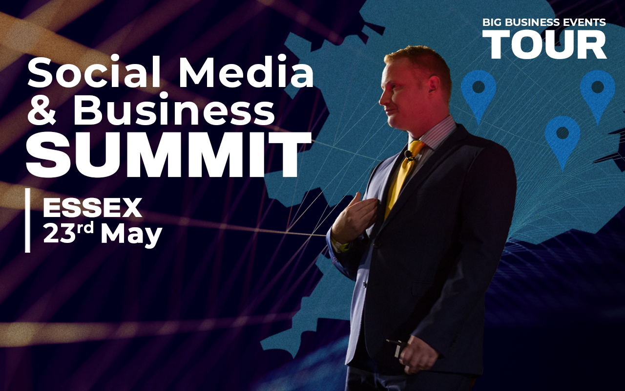 Social Media and Business Summit – Essex Tour Logo 2