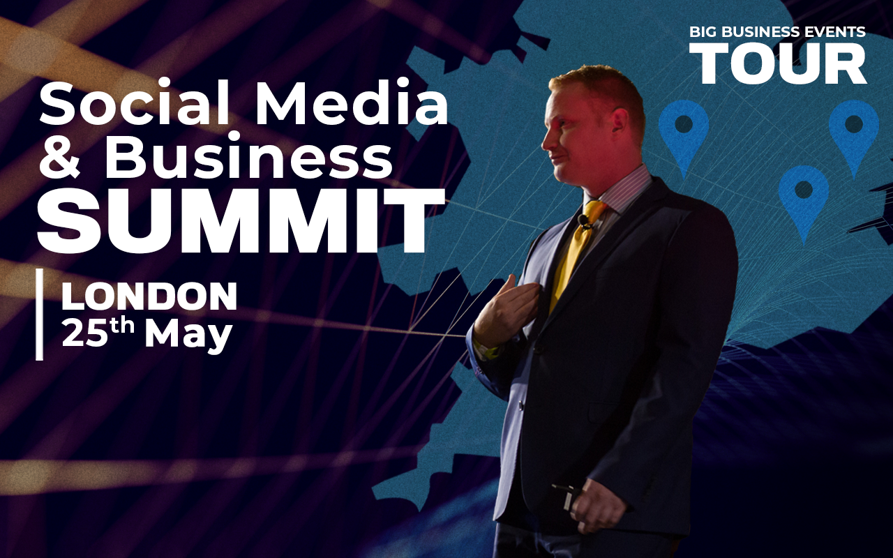 Social Media and Business Summit – London Tour Logo 3