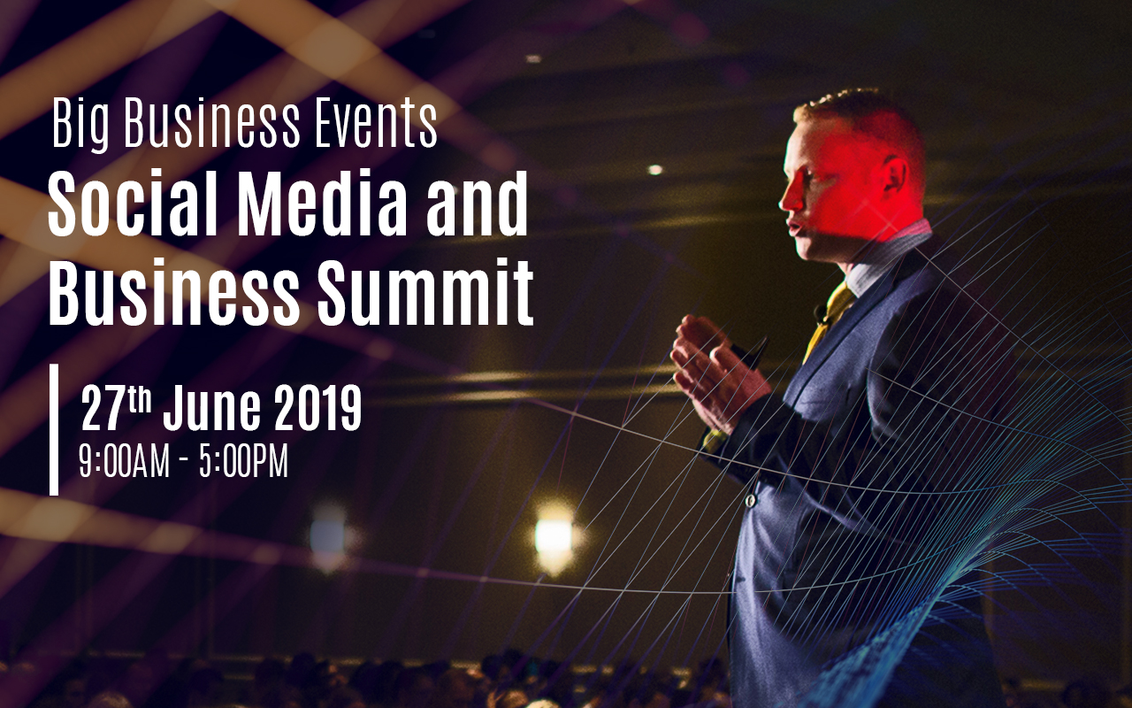 Social Media and Business Summit SMBS London 1