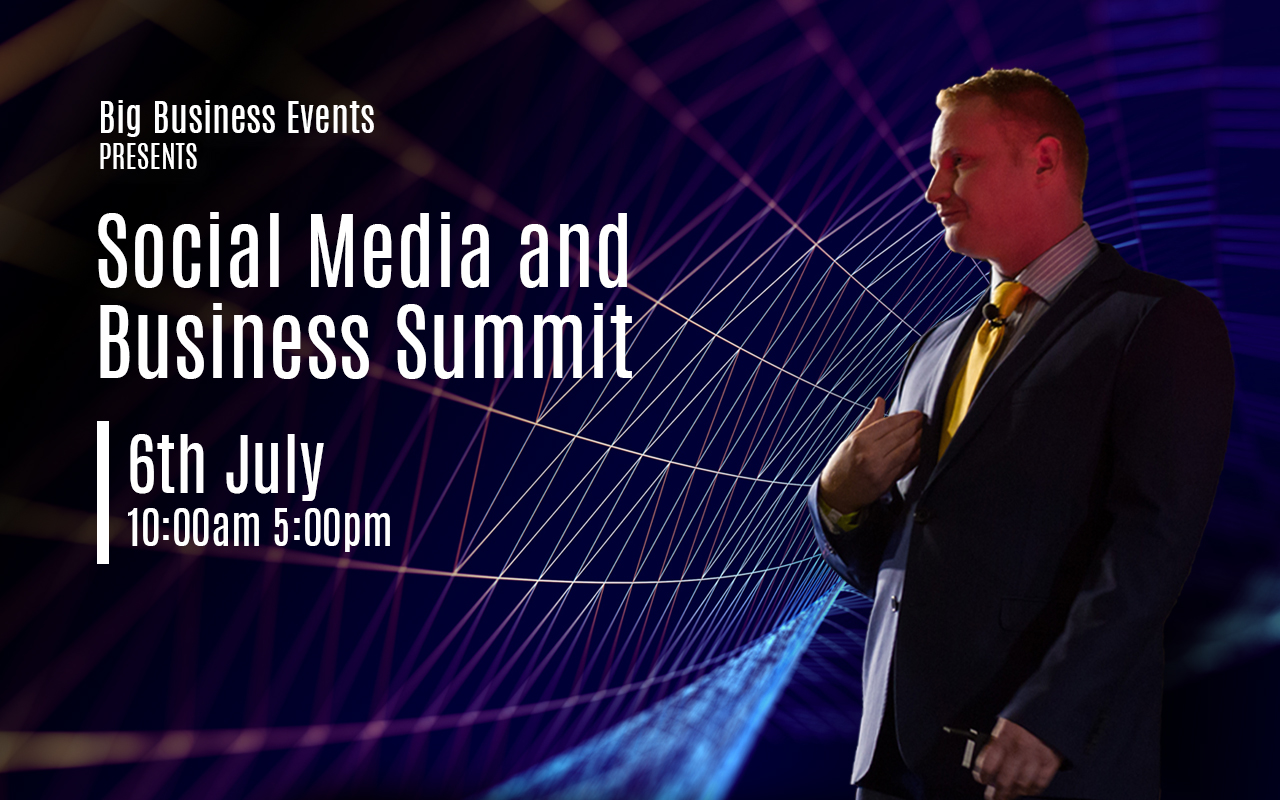 Social Media and Business Summit SMBS London 6th July 2019 1