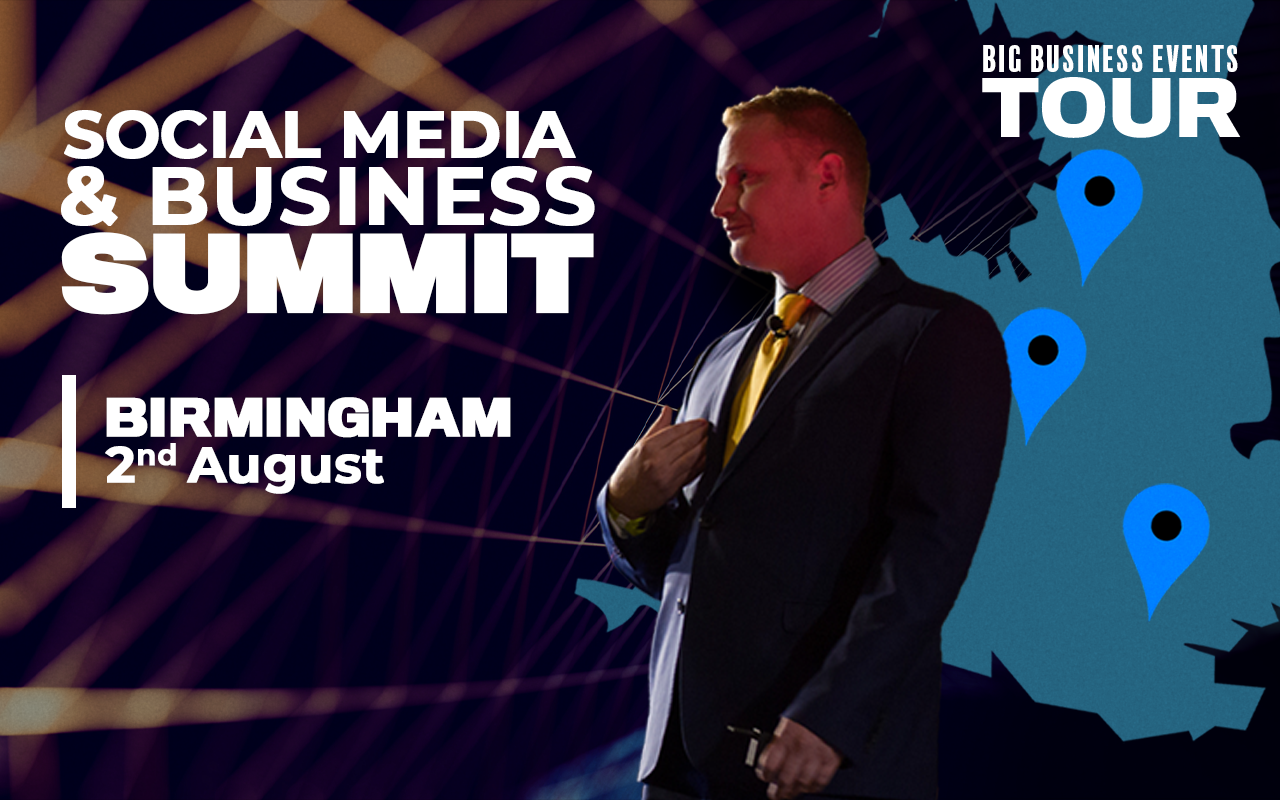 Social Media and Business Summit Birmingham 1