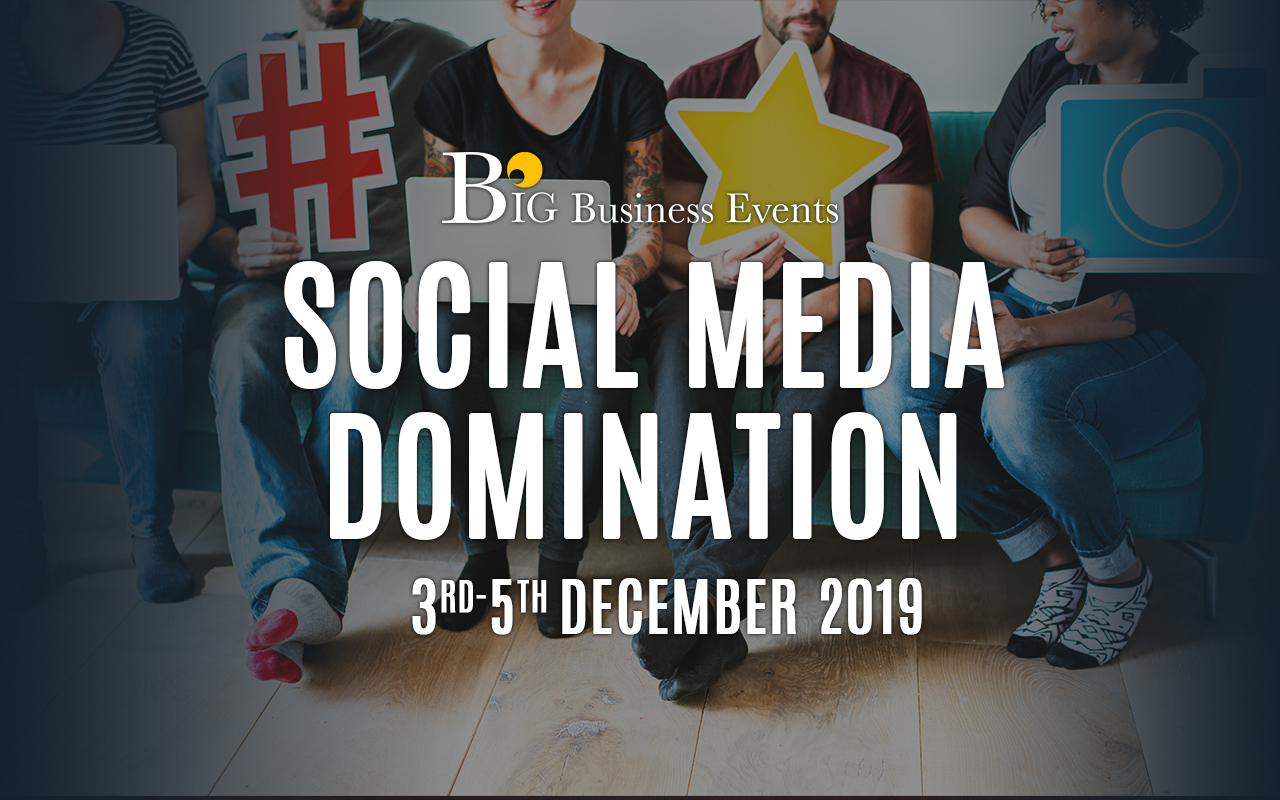 Social Media Domination – 3 Day Course Social dom 3 5 december  Home Social dom 3 5 december
